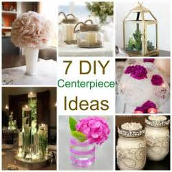 centerpiece ideas to make 7 diy centerpiece ideas diy weddings