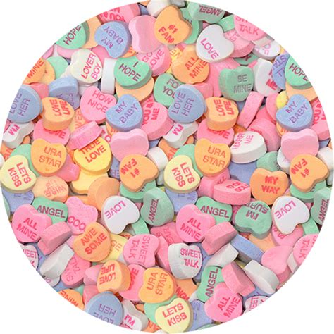 Small Showers conversation hearts candy small 3 lb bulk bag great