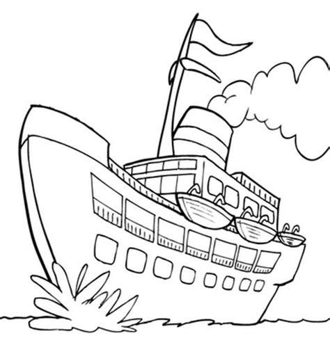 imagenes de barcos para dibujar faciles dibujos de barcos para colorear dibujos para imprimir y