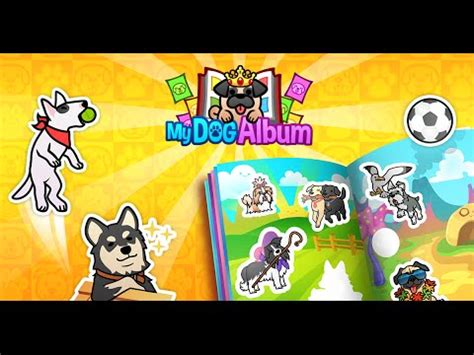 puppy albums my album puppy sticker book android apps on play