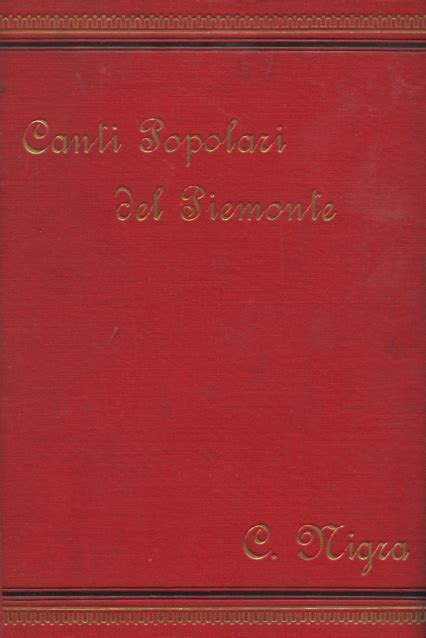 popolare piemonte canti popolari piemonte nigra costantino