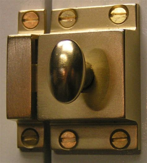 Pantry Latch by Hardware From Horton Brasses Inc