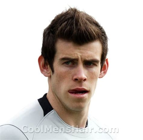 how to get gareth bale hairstyle soccer player hairstyles cool men s hair