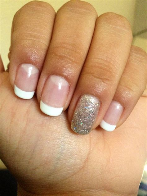508 best images about Wedding Day Nails on Pinterest