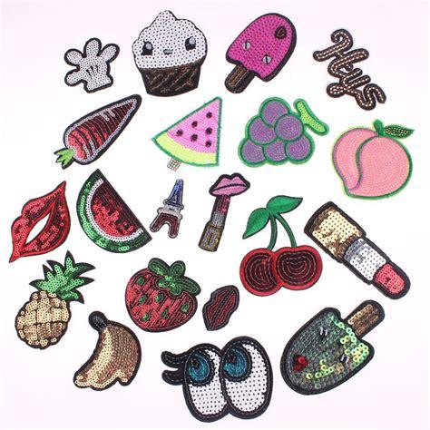 Aliexpress Com Buy 3d popular fruit patch buy cheap fruit patch lots from china