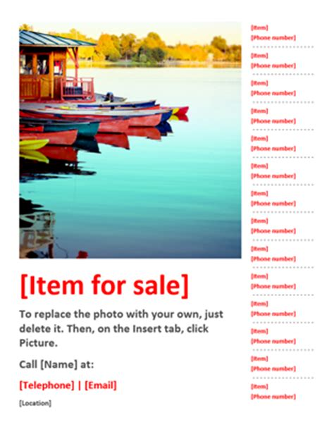 sle brochure templates microsoft word for sale flyer office templates