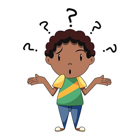confused clipart confused person clipart www pixshark images
