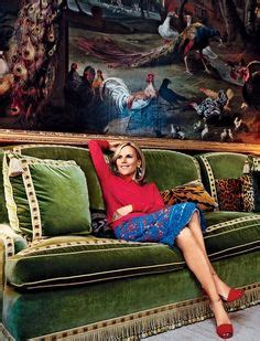 the french tangerine tory burch tory burch the french tangerine interiors living