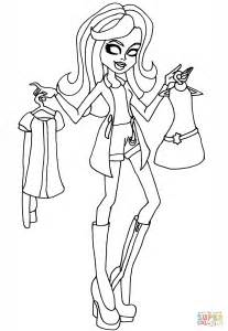fashion doll coloring pages 100 coloring pages fashion free printable