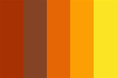 victorian ext harvest color palette