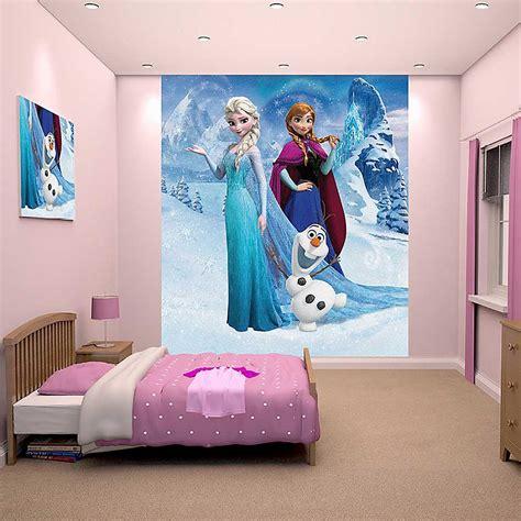 walltastic disney frozen wallpaper mural walltastic 174 disney frozen wallpaper mural freemans
