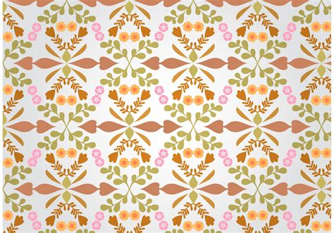 floral seamless pattern vector seamless floral pattern vector download free vector art
