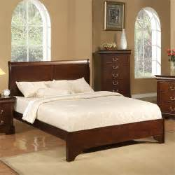 alpine furniture 2200q west haven queen low profile sleigh west haven cappuccino youth sleigh bedroom set 2200t alpine