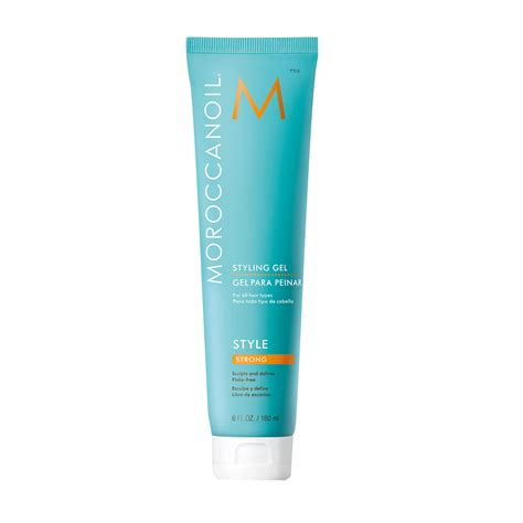 styling gel strong moroccanoil styling gel strong hold moroccanoil cosmoprof