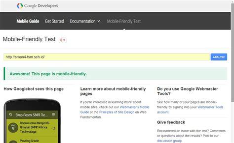 membuat wordpress menjadi com membuat web menjadi mobile friendly pada wordpress zbekerz