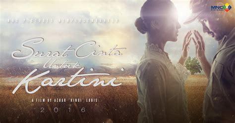 film surat cinta untuk kartini pesan dari film surat cinta untuk kartini okezone celebrity