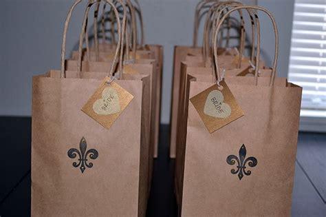 Lis Paper Bag Souvenir Paper Bag Serga Guna Kantong Bingkisan bridesmaid chronicles the bachelorette cordier events