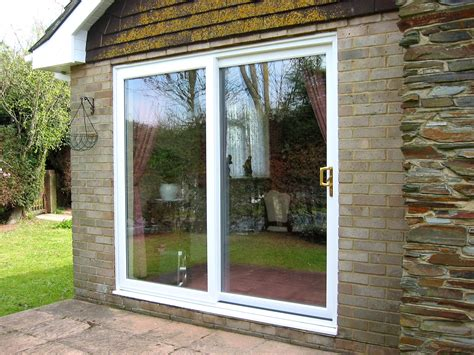 Patio Garden Doors Sliding Patio Doors Installed By South Coast Windows