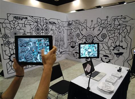 Home Design Game App yes there s a trade show for augmented reality and its