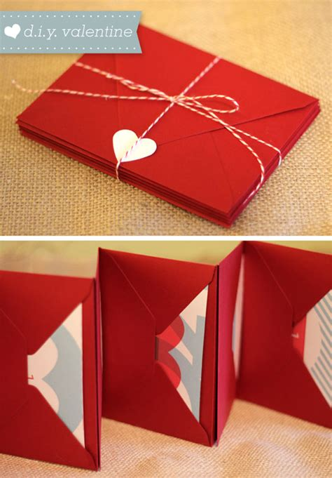 Homemade Gift Cards - best gift for boyfriend