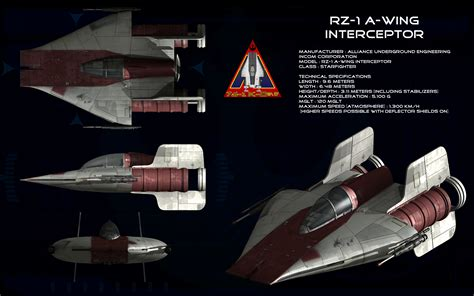 A Wings 1 rz 1 a wing interceptor updated by unusualsuspex on