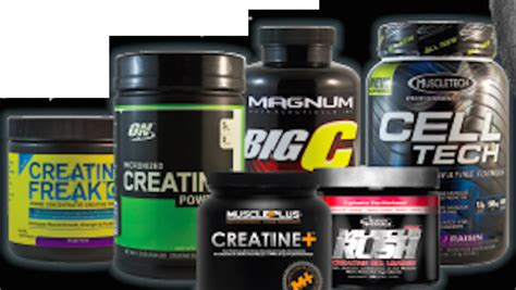 types of creatine types of creatine insider
