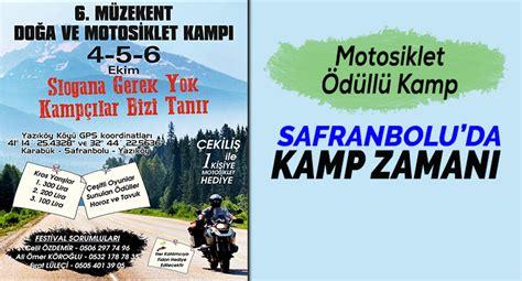 muezekent doga ve motosiklet festivali karabuek safranbolu