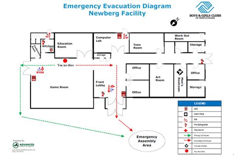 emergency evacuation floor plan template emergency evacuation floor plans