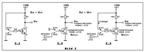 bipolar transistor schalter bipolar transistor schalter 28 images transistor als schalter transistor kennlinienfelder