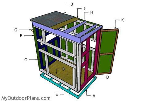 4x6 shooting house plans 4x6 shooting house plans 28 images critic my 4x6 deer