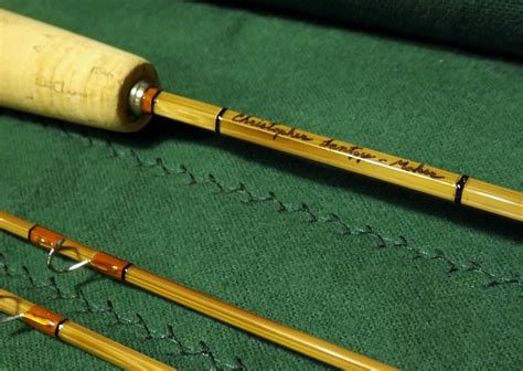Handmade Fishing Rods - news from the custom rod shop custom fly fishing