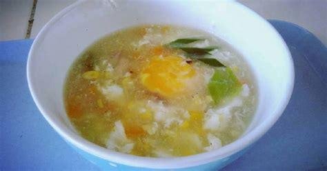 resep bahan cream soup enak  sederhana cookpad