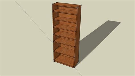 sketchup book sketchup components 3d warehouse bookshelf standing book