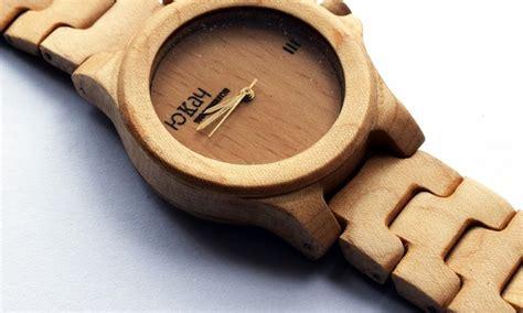Jam Tangan Kayu Pala mau jam tangan kayu handmade coba 10 brand ini