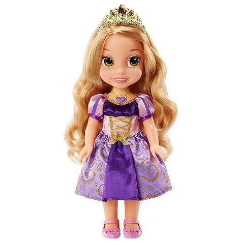 For The Princess In All Of Us by Disney Princess Sing And Shimmer Toddler Doll Rapunzel