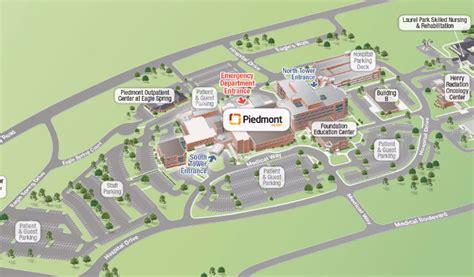 henry hospital maps piedmont healthcare