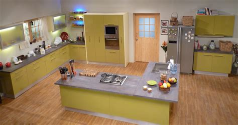 SLEEK The kitchen specialist: Modular kitchens, Modular