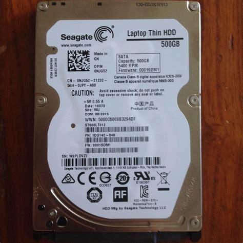 Harddisk Hdd 25 Merk Seagate 500gb St500lt012 new seagate 500gb 5400rpm sata thin 16mb 2 5 quot drive