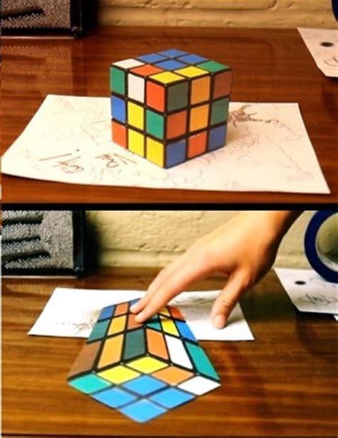 ilusiones opticas con papel sorprendentes ilusiones anam 243 rficas ya est 225 el listo que