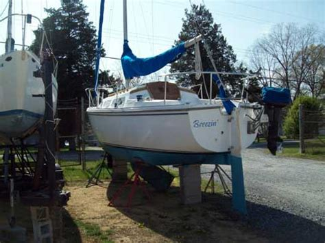 catalina 25 swing keel for sale catalina 25 swing keel 1981 mayo maryland sailboat for