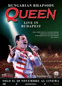 film sui queen quando esce film documentario sui queen il concerto di freddie