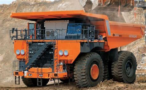 Ac Truk tata hitachi eh 5000ac 3 dump truck specifications price images