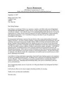 Association Executive Cover Letter by Executive Director Cover Letter Sle Recentresumes