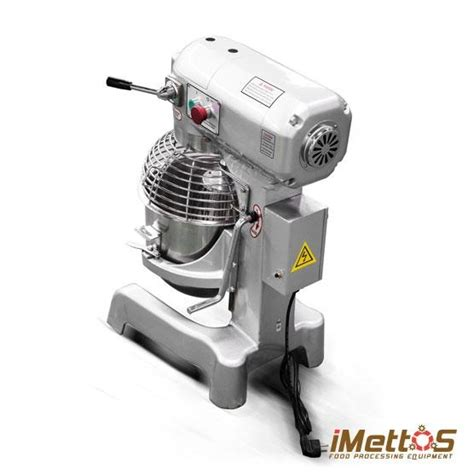 Mixer Planetary B 20 by Planetary Mixer B20 Imettos China Manufacturer Mixer