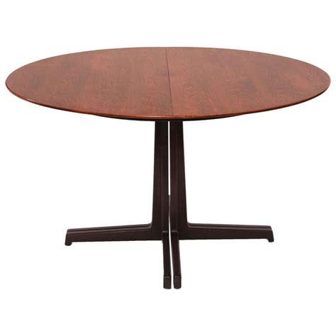 sculptural edward wormley for dunbar walnut dining table