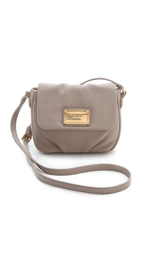 Marc Small Bag by Lyst Marc By Marc Small Shoulder Bag In Gray
