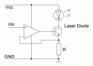 why does laser diode needs a driver circuit что такое драйвер и что нужно для питания лазерного диода читать в первую очередь lasers org ru