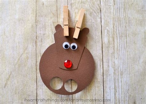 diy paper sleigh kids rudolph wait till you see these reindeer crafts