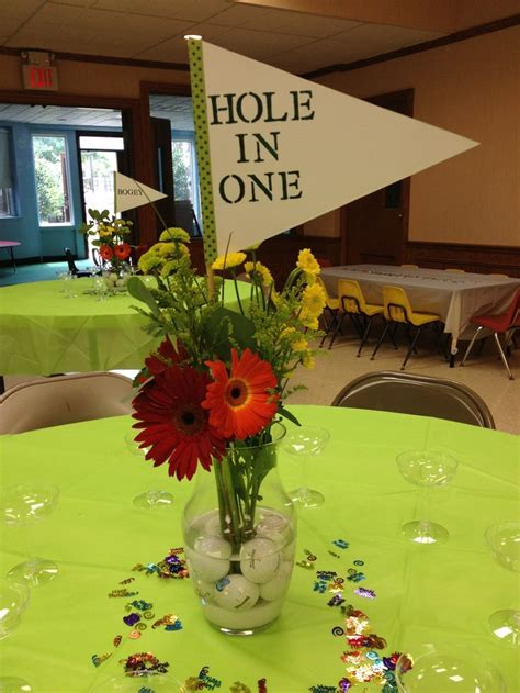 golf themed decorating ideas golf theme table centerpiece easy golf