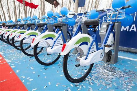 izmirin yeni bisikletleri yola cikacak yapidrom sehir